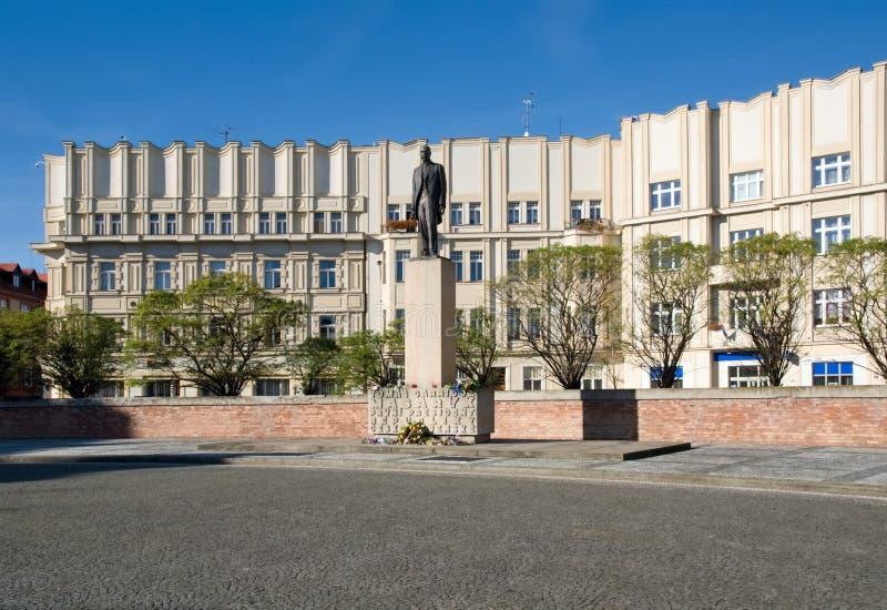 赫拉德茨Kralove,捷克共和国 免版税图库摄影