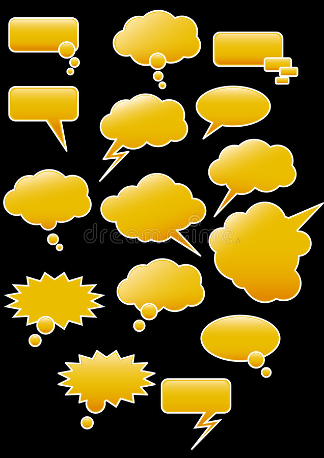Download 起泡演讲 库存例证. 插画 包括有 兴奋, 样式, 要素, 智能, 唯一, 成象, 动画片, 云彩, 放气 - 3672478