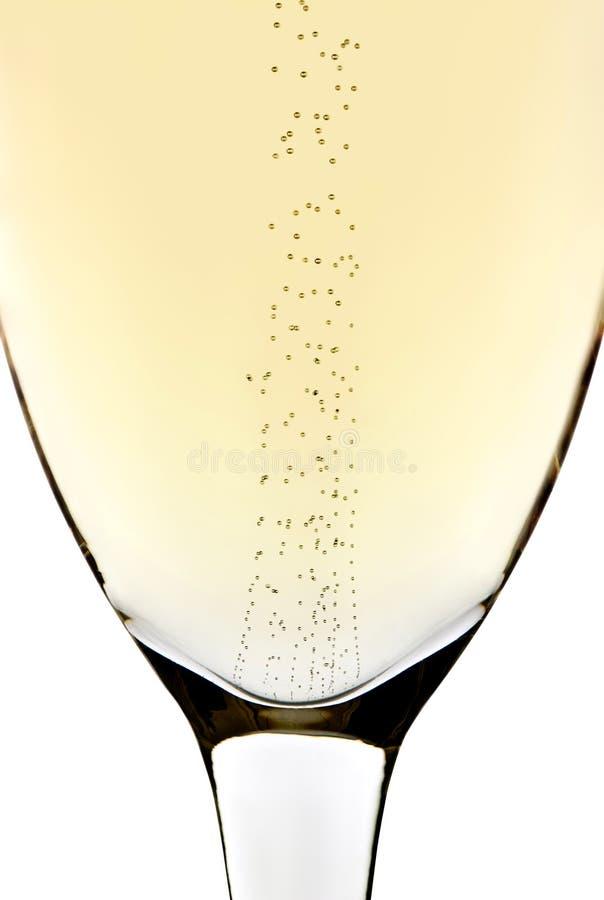 起泡香槟 免版税库存图片