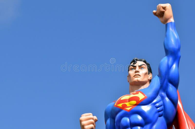 超人 免版税库存图片