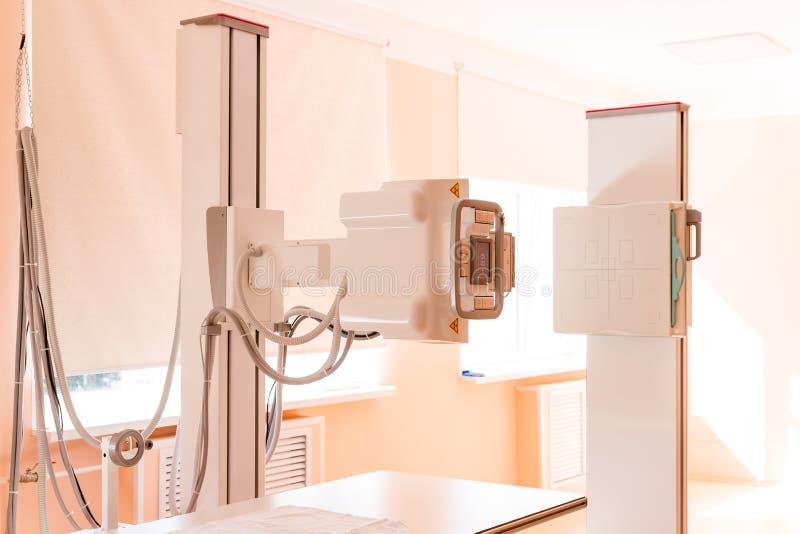 超声波考试做法  疾病诊断和研究在超声波帮助下的 超声波 图库摄影