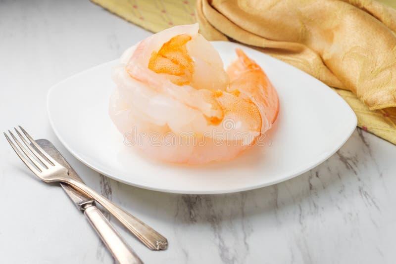 超大虾逆喻 库存照片