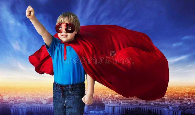 超级英雄的可笑的样式图片 库存图片