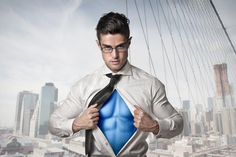 超级英雄 库存照片