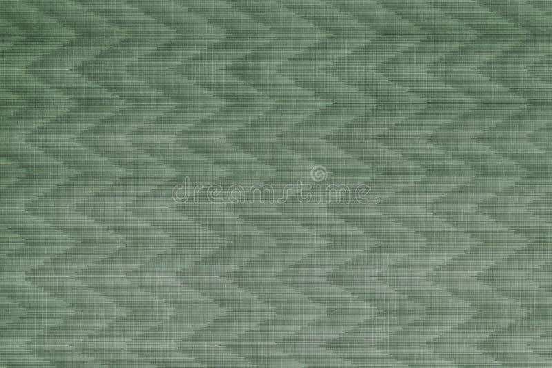 超绿色样片纺织品,书套的,亚麻制设计元素,难看的东西纹理织品粒状表面 免版税图库摄影