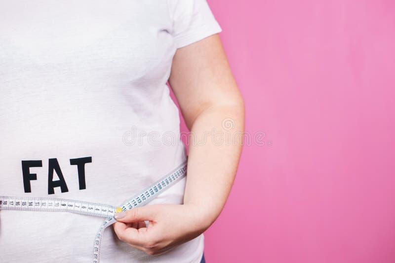 超重,饮食,暴食者,糖尿病,垃圾食品 库存照片
