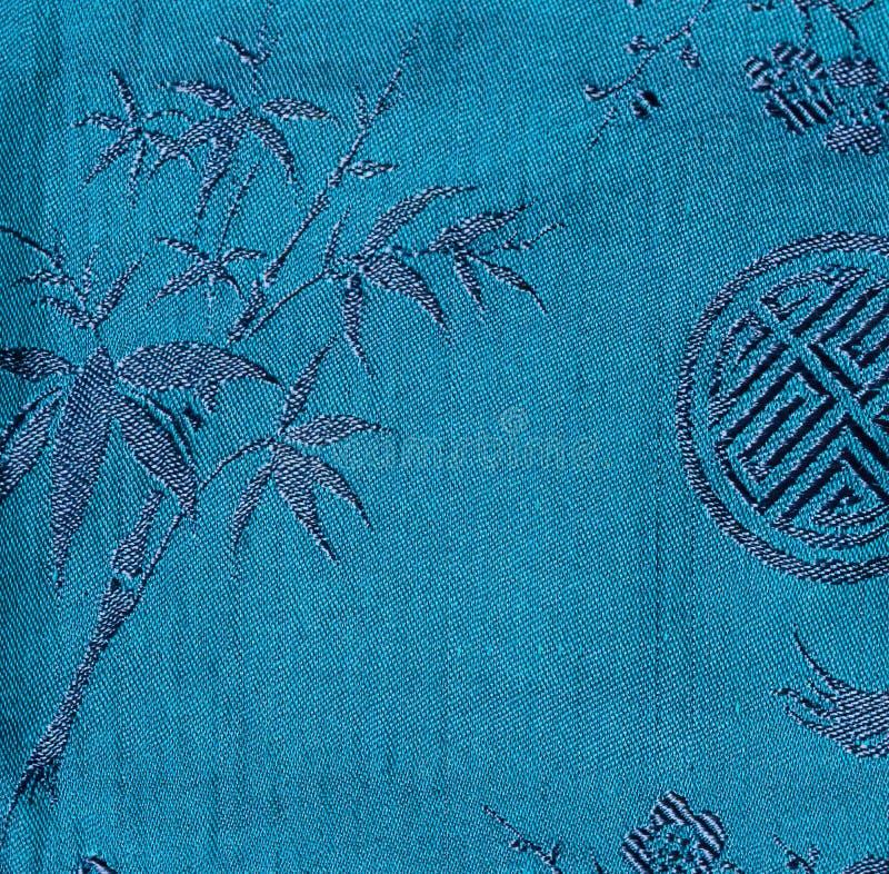 越南丝绸 图库摄影