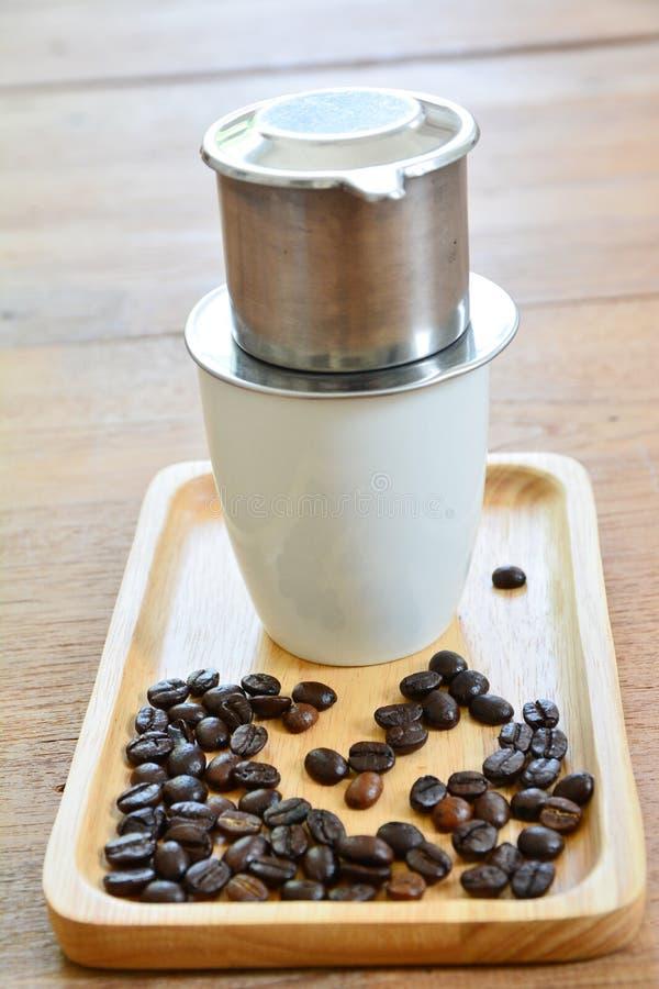 越南咖啡 图库摄影