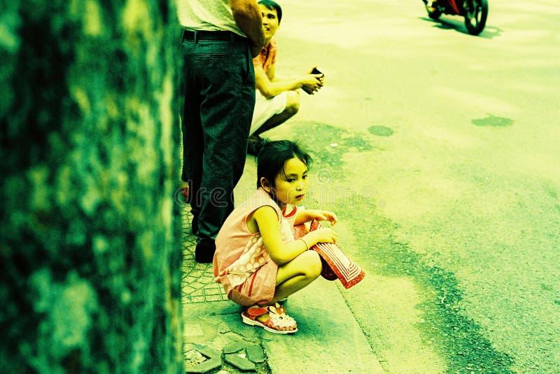 越南旅行 免版税库存照片