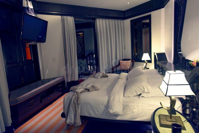 越南旅馆客房 库存图片