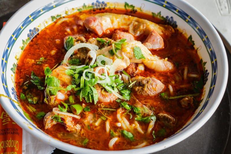 越南烹调在新奥尔良 库存照片