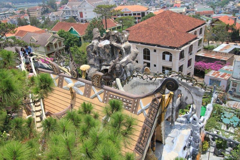大叻精神病院在越南市.想象,房子.模具设计滑块是什么图片