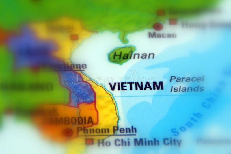 越南,正式地越南社会主义共和国 免版税库存图片