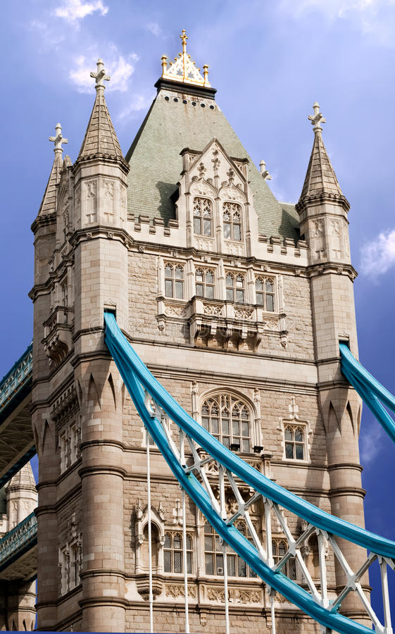 跨接伦敦塔