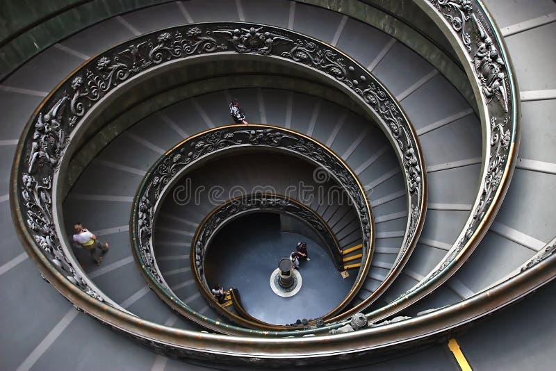 跨步梵蒂冈 免版税库存图片