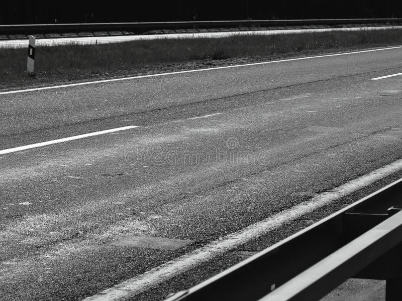 路沥青黑暗的大气黑色 库存照片