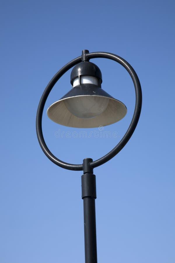 路灯柱在都伯林 免版税库存照片