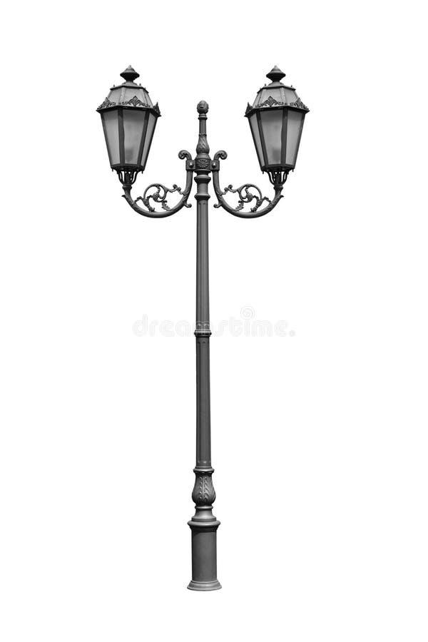 路灯柱 免版税图库摄影