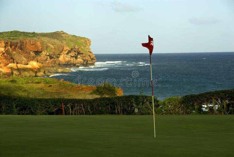 路线高尔夫球夏威夷
