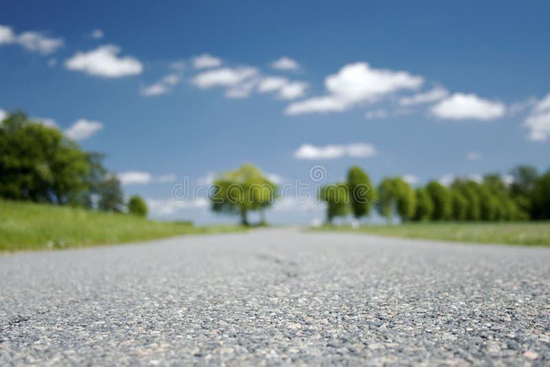 路 免版税库存照片