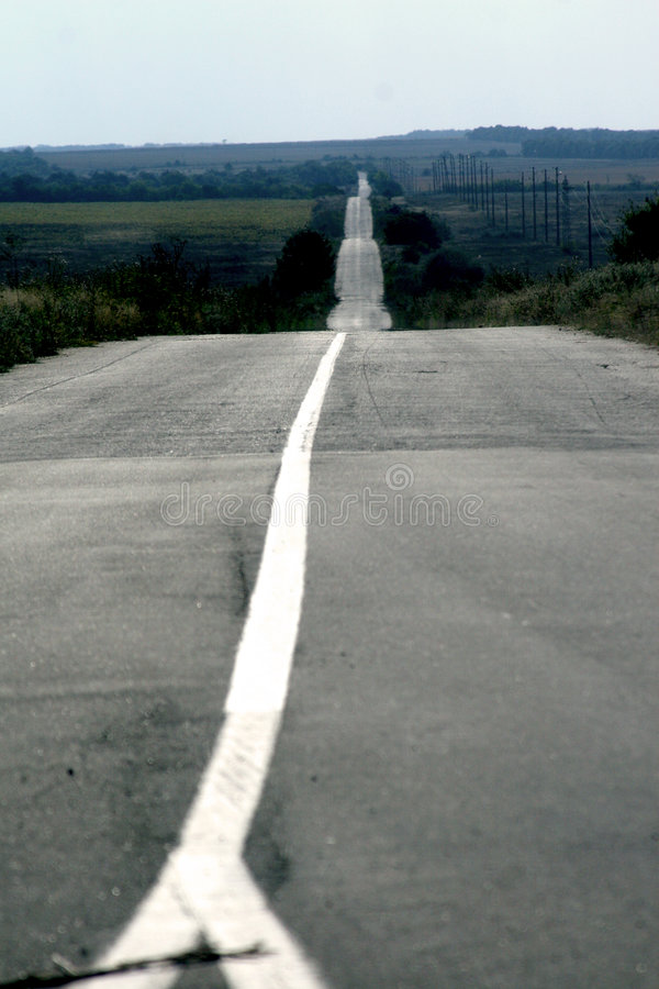 路 免版税图库摄影