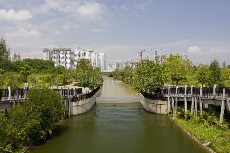 水路 免版税图库摄影