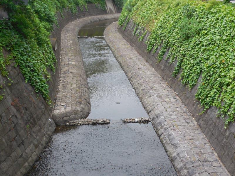 水路 免版税库存图片