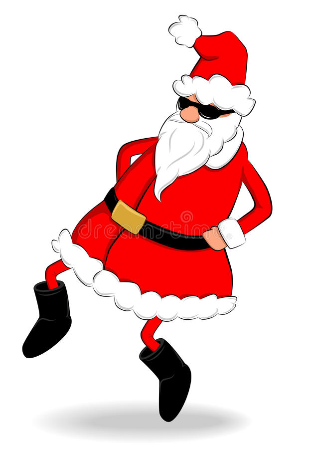 跳舞圣诞老人