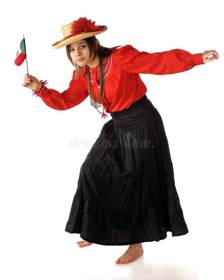 跳舞墨西哥 库存图片