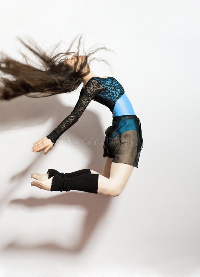 跳舞现代 库存图片
