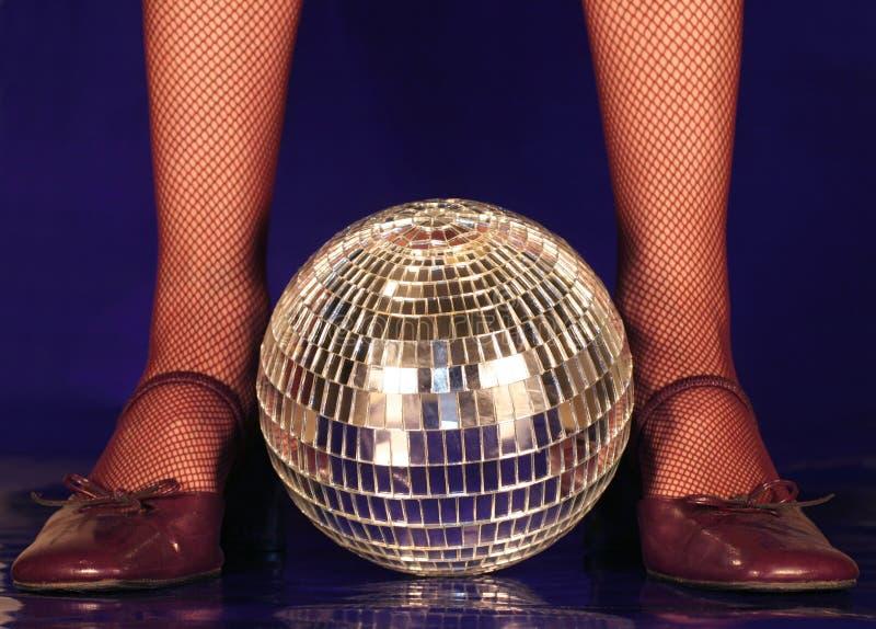 跳舞让s 库存图片
