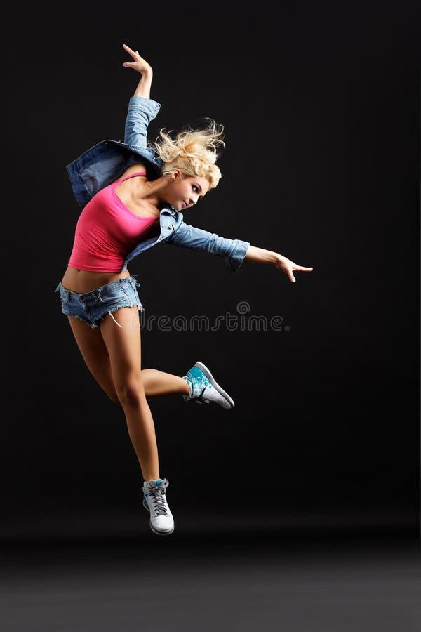 跳舞 库存照片