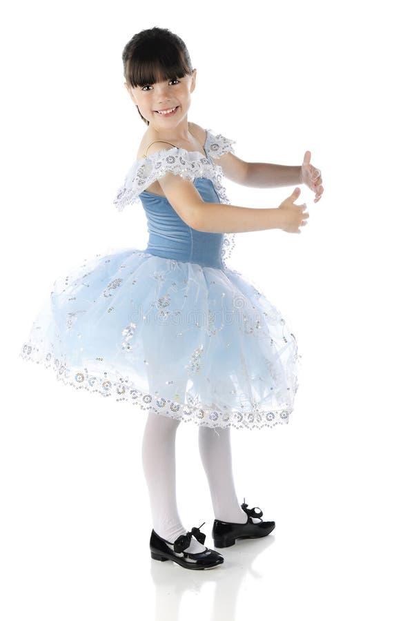 踢踏舞舞蹈家以形式 免版税库存照片