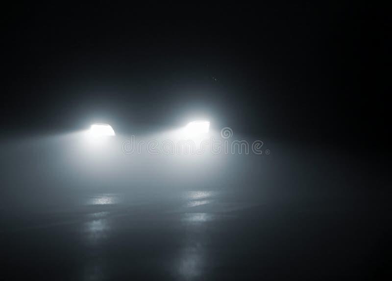 车灯 免版税库存图片