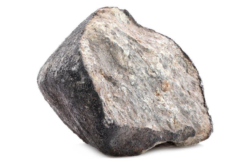 车里雅宾斯克陨石 免版税库存图片