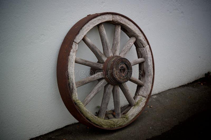 轮子的其余 免版税库存图片