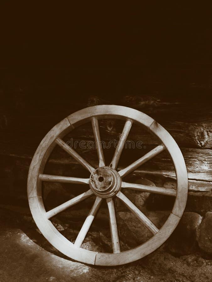 轮子 库存照片