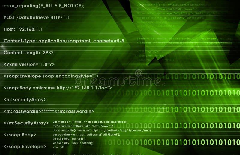 软件系统 向量例证