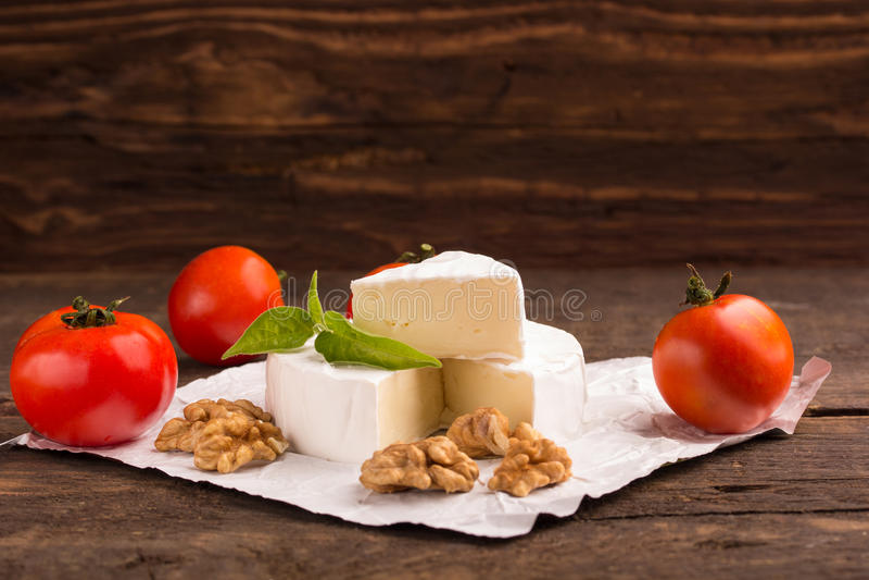 软制乳酪 图库摄影