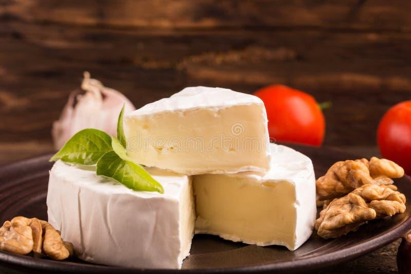 软制乳酪 库存照片