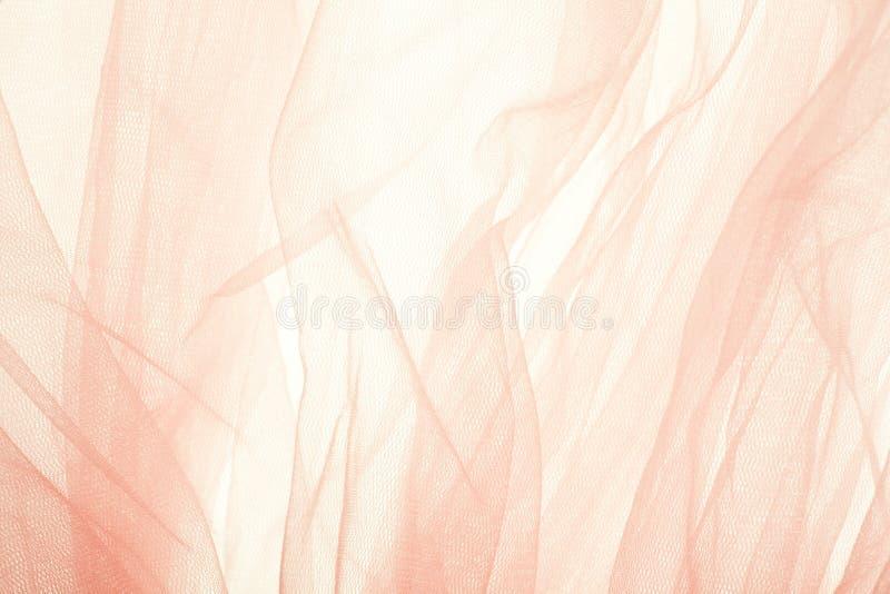 软的薄绸的纹理 免版税库存图片