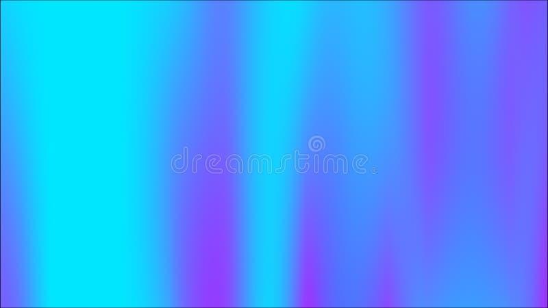 软的颜色背景 流动应用程序的现代屏幕设计 r 3d?? 皇族释放例证
