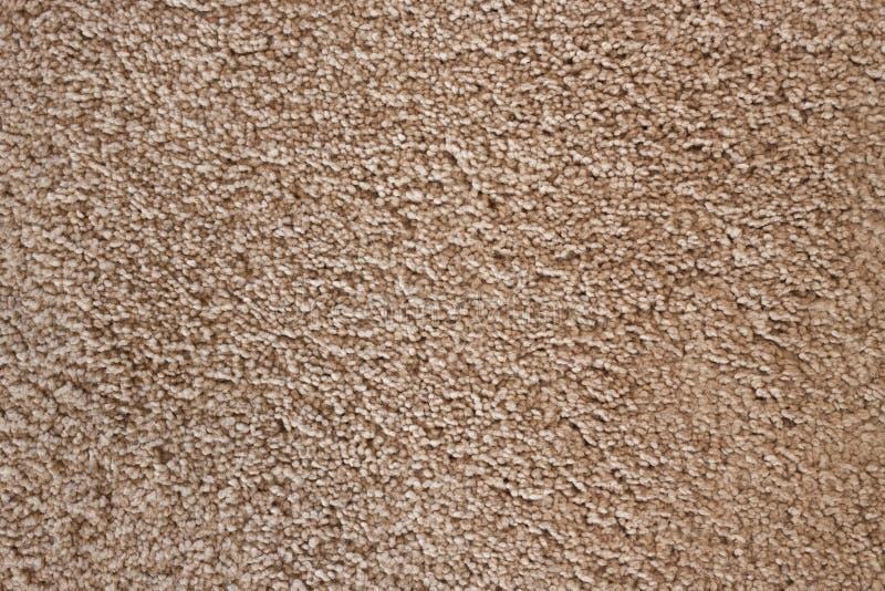 软绵绵地被构造的背景地毯 免版税库存图片