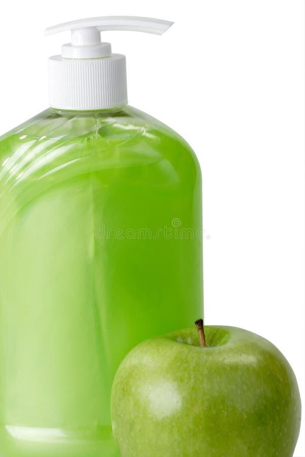 软肥皂 免版税库存图片