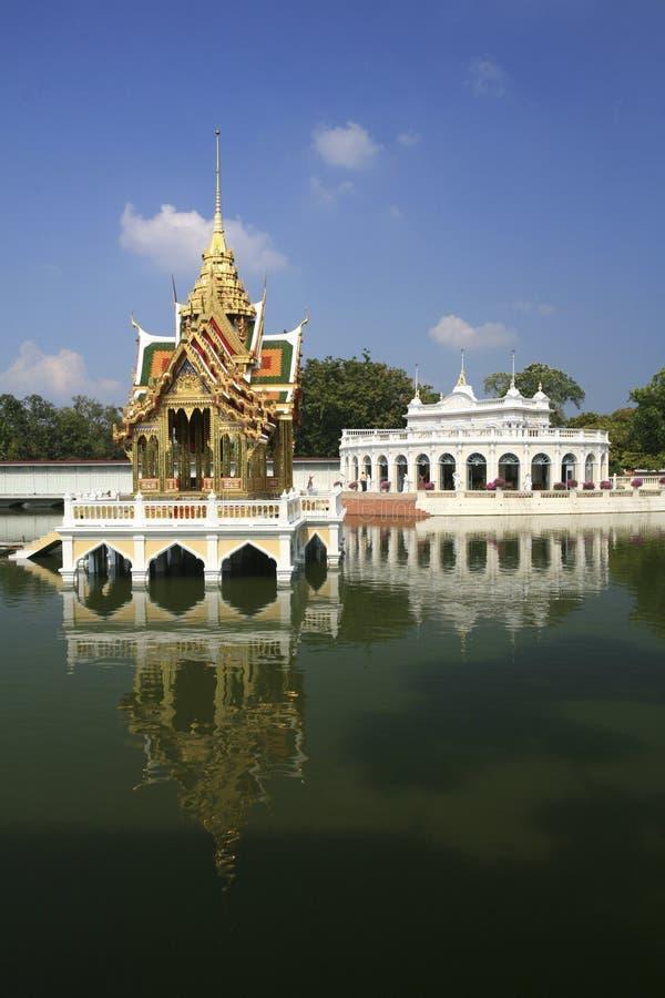 轰隆痛苦皇宫- Ayutthaya,泰国
