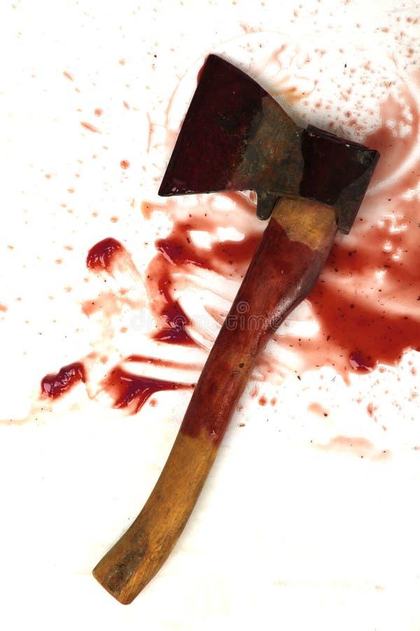 轴番茄酱 库存图片