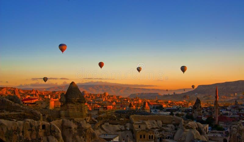 轻快优雅cappadocia g reme浏览 库存照片