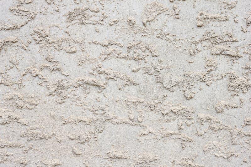 轻的墙壁,压印的表面 库存照片