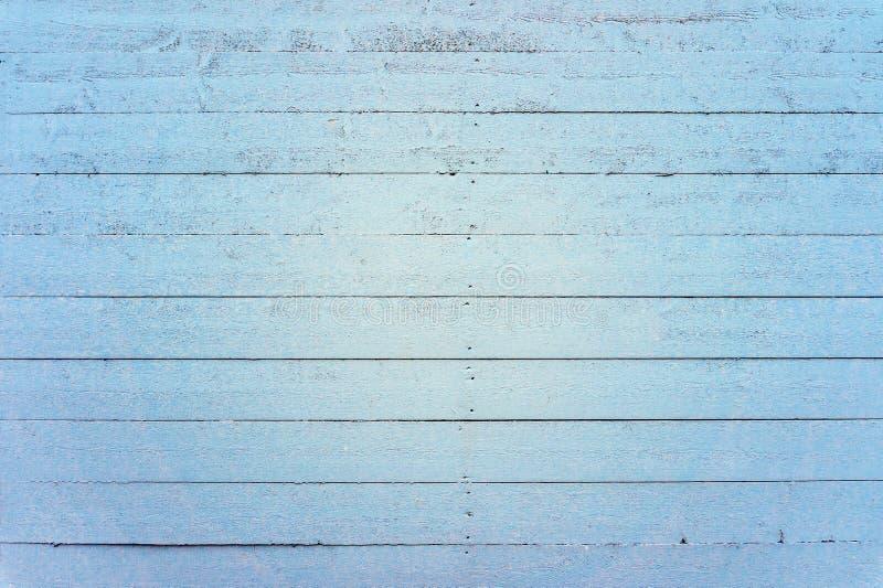 轻的水平的木板条背景纹理  免版税图库摄影