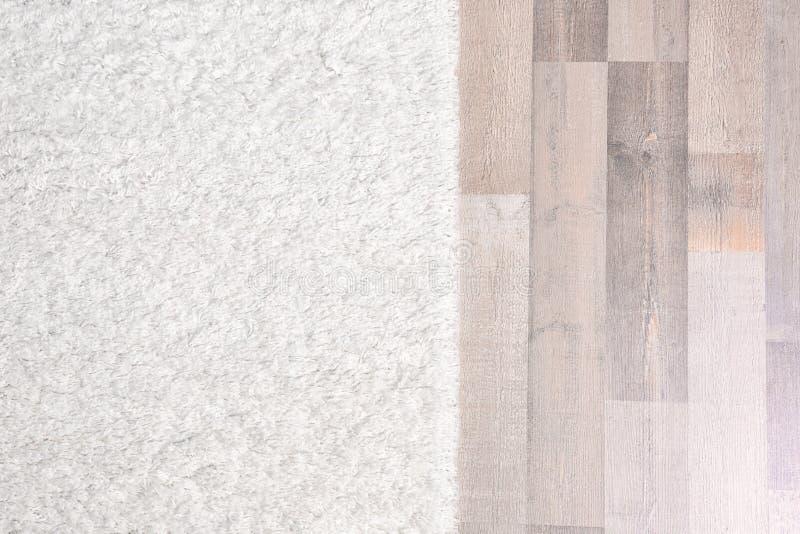 轻的软的地毯 免版税库存照片